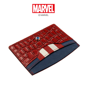 [MARVEL-The First Avenger]Captain America Premium Line 카드 케이스